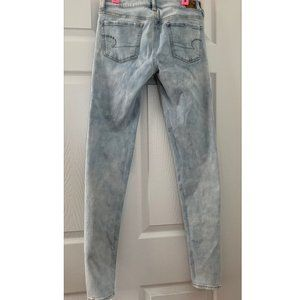 TALL Sz 6 American Eagle Special Dye Jeans